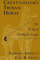Creationism's Trojan Horse cover