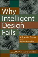 Why Intelligent Design Fails cover