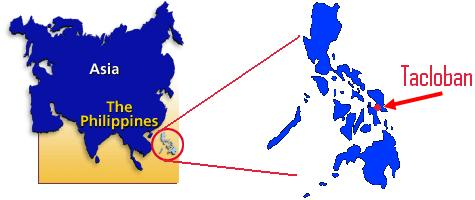 Tacloban Philippines Map.Idea Club Forms In The Philippines